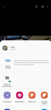 Sharing is caring: Quick Share - Samsung Galaxy Note20 Ultra 5G review