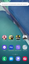 DeX: LG TV not optimized, of course - Samsung Galaxy Note20 Ultra 5G review