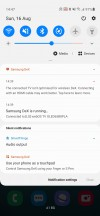 DeX: A ton of notifications - Samsung Galaxy Note20 Ultra 5G review