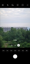 Camera UI: 5x - Samsung Galaxy Note20 Ultra 5G review