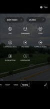 Camera UI: More modes - Samsung Galaxy Note20 Ultra 5G review