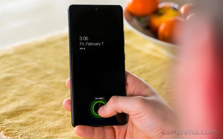 Samsung Galaxy S10 Lite review
