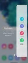 Edge screen - Samsung Galaxy S20 FE 5G review