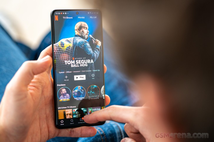 Samsung Galaxy S20+ review