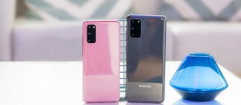 Bts Editions Of Galaxy S20 And Buds Arrive In India Galaxy S20 Ultra In Cloud White As Well Gsmarena Com News