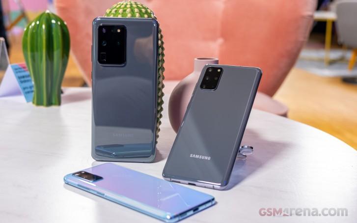 Dijual Belasan Juta Rupiah, Begini Wujud Samsung Galaxy S20 | S20+ + S20 Ultra
