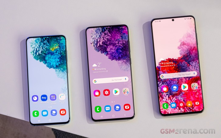 Samsung Galaxy S20 预购活动展延至 3 月 1 日结束 2