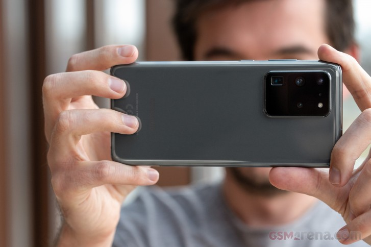 Samsung Galaxy S20 Ultra 5G review