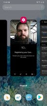 Multi-tasking - Samsung Galaxy S20 review