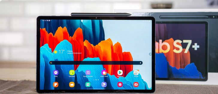 Samsung Galaxy Tab S7 Review Camera Photo And Video Quality