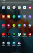 App Drawer - Samsung Galaxy Tab S7 Plus review