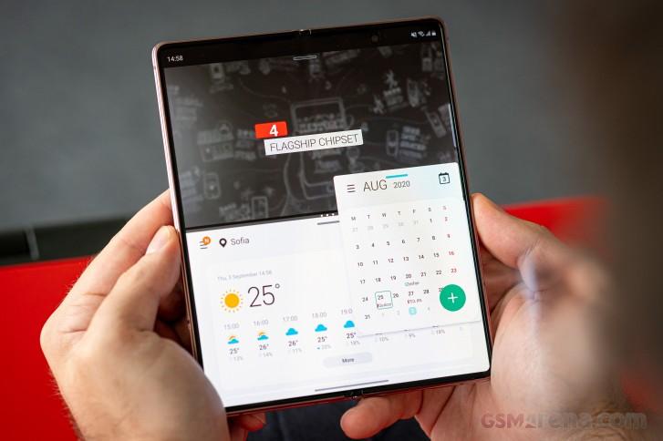 Samsung Galaxy Z Fold2 review