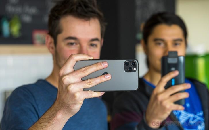 بهترین موبایل های سلفی ژانویه 2020