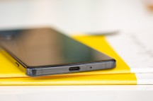 USB-C port on the bottom - Sony Xperia 1 II review