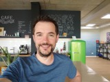 Selfie portraits - f/2.0, - Sony Xperia 1 II review