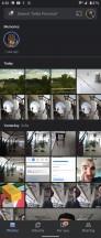 Dark theme - Sony Xperia 1 II review