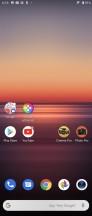 Homescreen - Sony Xperia 1 II review