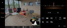 Photo Pro zooming - Sony Xperia 1 II review