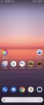 Homescreen - Sony Xperia 5 II review