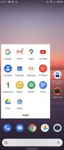 Folder view - Sony Xperia 5 II review
