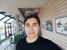 Tecno Camon 16 Premier selfie portraits - f/2.2, ISO 138, 1/100s - Tecno Camon 16 Premier review