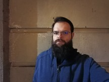 Tecno Camon 16 Premier low-light ultrawide selfie samples - f/2.2, ISO 2400, 1/13s - Tecno Camon 16 Premier review