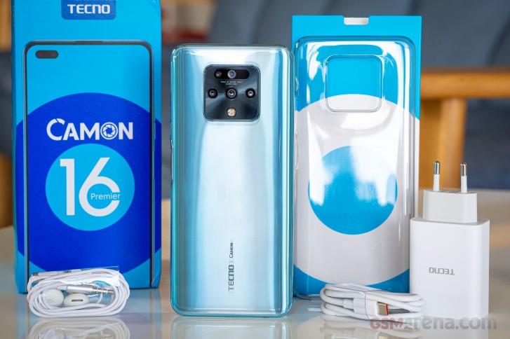 Tecno Camon 16 Premier review