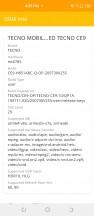 DRM check - Tecno Camon 16 Premier review