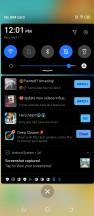 Inordinate amount of notifications - Tecno Camon 16 Premier review