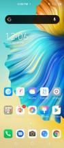 Homescreen - Tecno Camon 16 Premier review