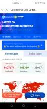TECHO SPOT app - Tecno Camon 16 Premier review