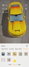 T-Graffiti and YoParty apps - Tecno Camon 16 Premier review