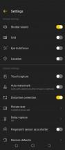 Camera app settings - Tecno Camon 16 Premier review