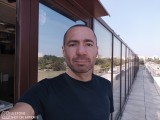 Selfie camera, 8MP - f/2.2, ISO 101, 1/636s - Ulefone Armor 9 review