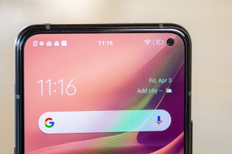 The tiniest of punch holes - vivo iQOO 3 5G review