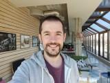 Selfie samples - f/2.5, ISO 72, 1/100s - vivo iQOO 3 5G review