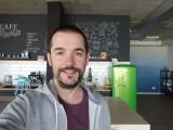 Selfie samples - f/2.5, ISO 257, 1/33s - vivo iQOO 3 5G review