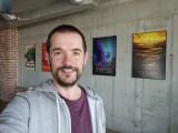 Selfie samples - f/2.5, ISO 175, 1/33s - vivo iQOO 3 5G review
