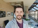 Selfie samples, Portrait mode, Bokeh on - f/2.5, ISO 50, 1/333s - vivo iQOO 3 5G review