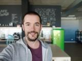 Selfie samples, Portrait mode, Bokeh on - f/2.5, ISO 95, 1/50s - vivo iQOO 3 5G review