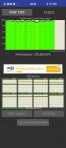 CPU throttle in progress - vivo iQOO 3 5G review