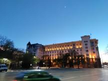 Camera samples at dusk: 25MP main - f/1.7, ISO 265, 1/33s - Xiaomi Mi 10 5g review