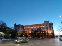 Camera samples at dusk: 108MP - f/1.7, ISO 265, 1/33s - Xiaomi Mi 10 5g review