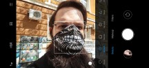 Main and selfie camera UI - Xiaomi Mi 10 5g review