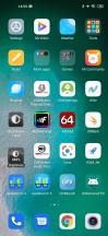 Second home screen - Xiaomi Mi 10 5g review