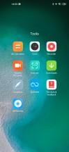 Folder view - Xiaomi Mi 10 5g review