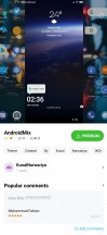 Dark mode mishaps - Xiaomi Mi 10 5g review