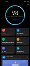 Security app - Xiaomi Mi 10 5g review