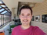 Selfie samples - f/2.2, ISO 50, 1/357s - Xiaomi Mi 10 Lite 5G review