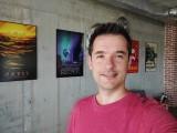 Selfie samples - f/2.2, ISO 90, 1/100s - Xiaomi Mi 10 Lite 5G review